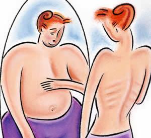 Bulimie a její následky